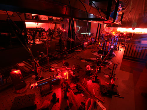 лазер с энергией излучения